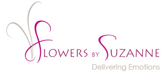 flowers by suzanne logo